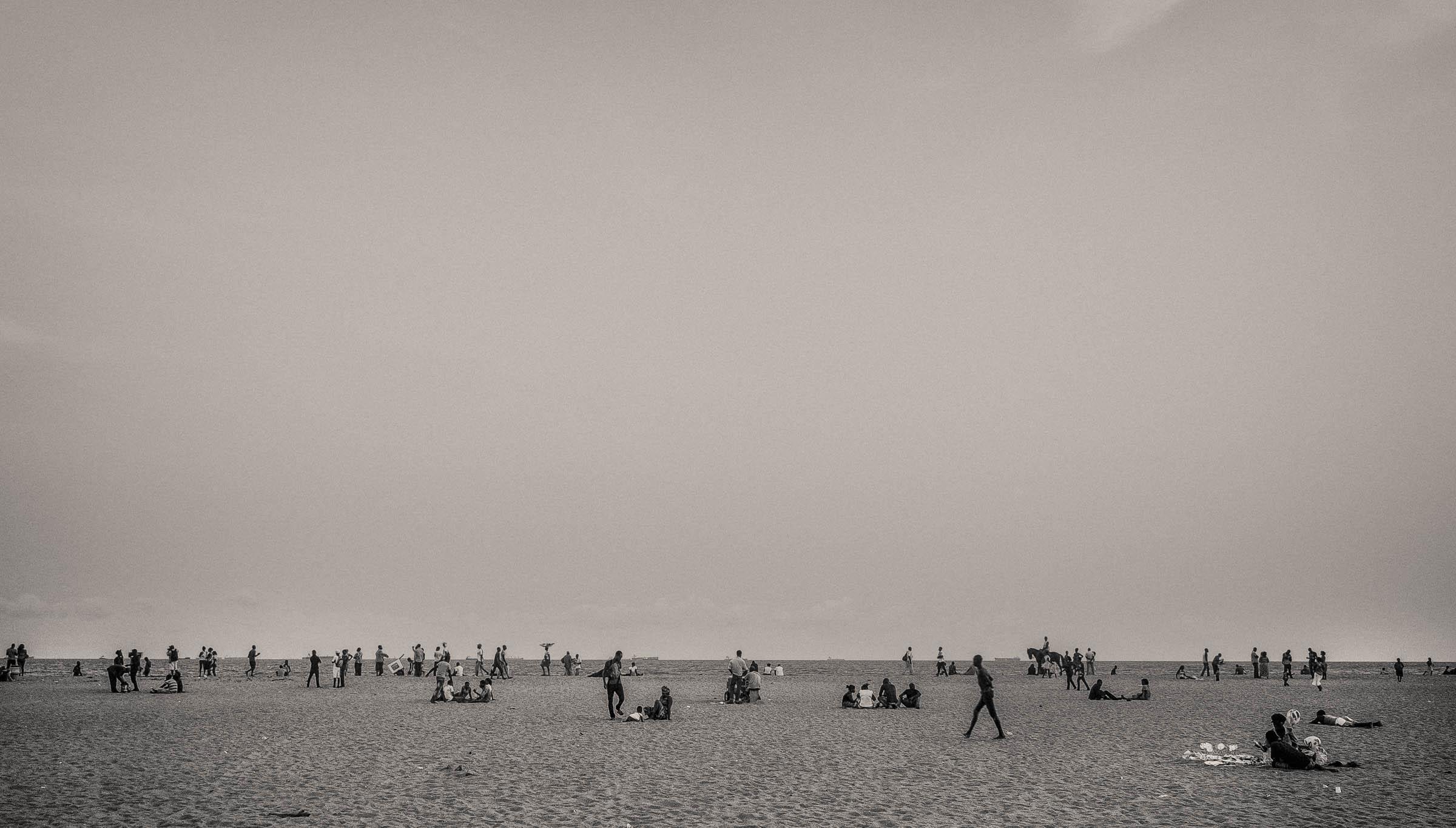 Lome beach (Togo)