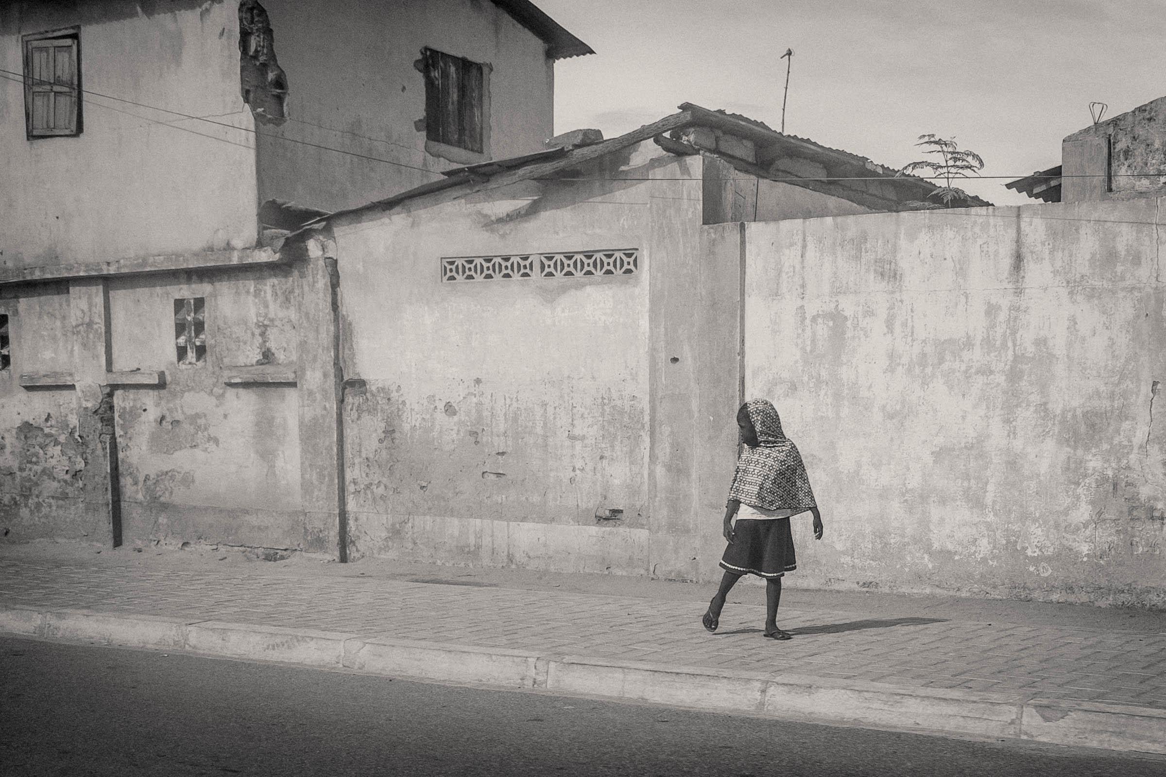 Togolese girl (2014)