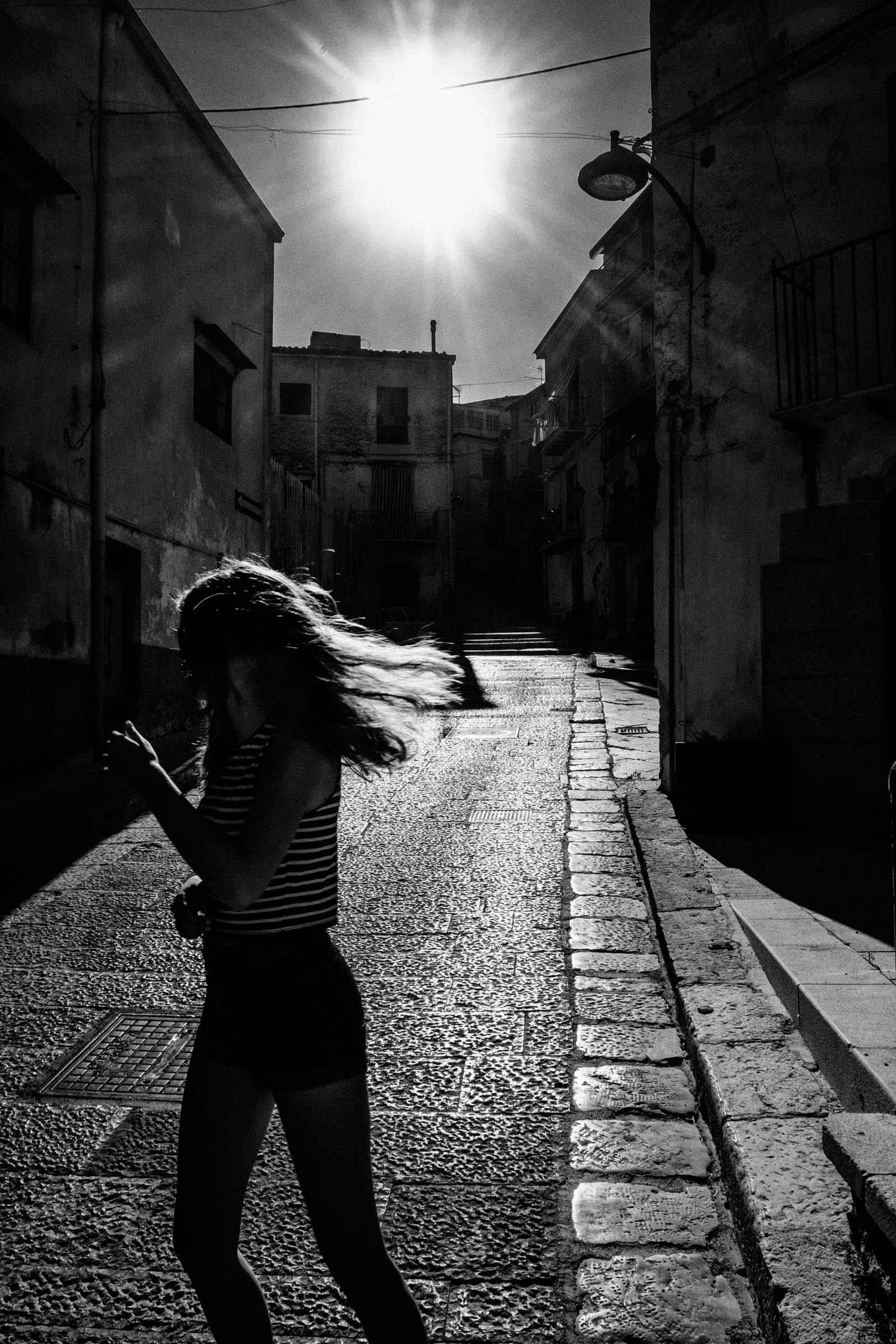Sicilian street runner (2015)
