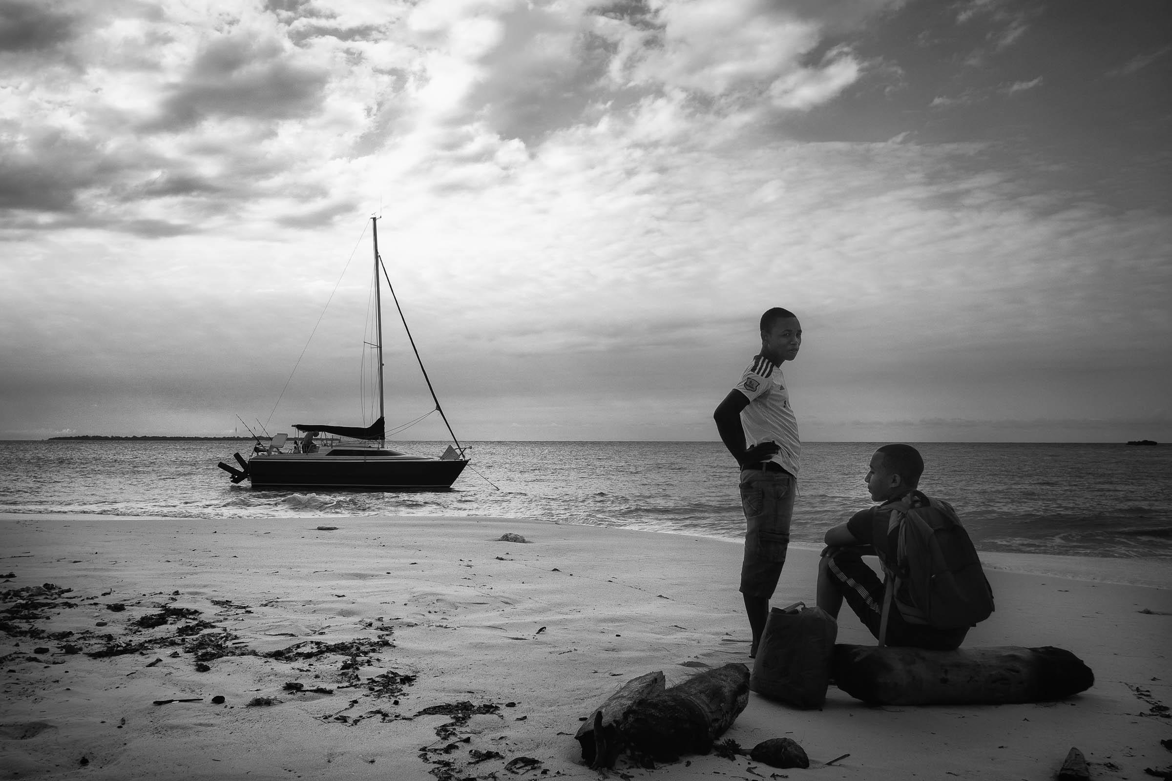 Tanzanian travellers (2014)