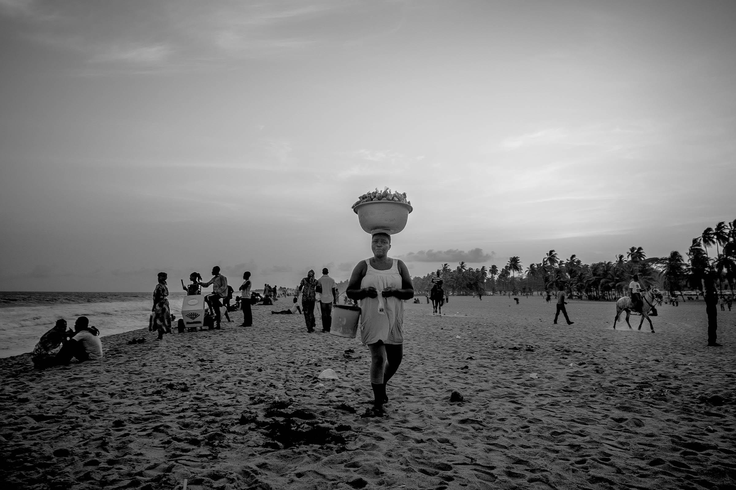Togolese vendor (2014)