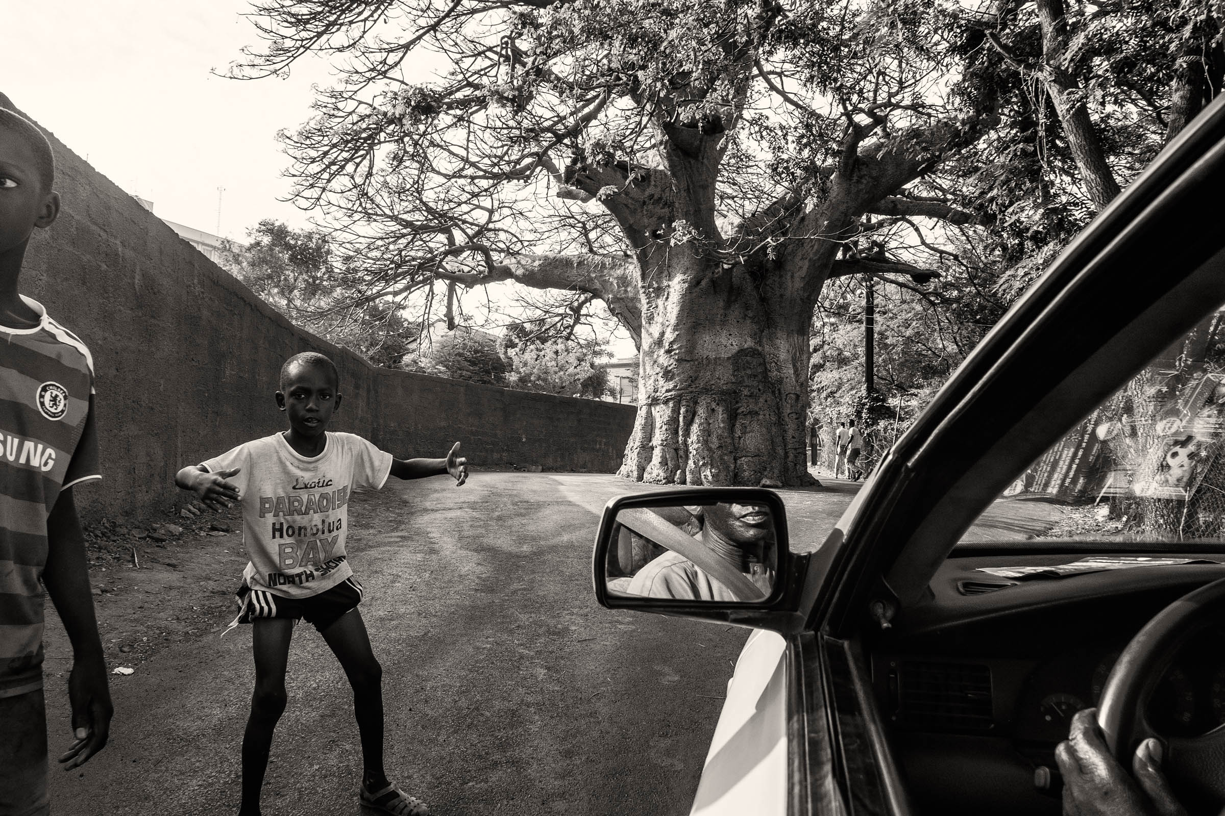 Senegalese streetgang (2014)