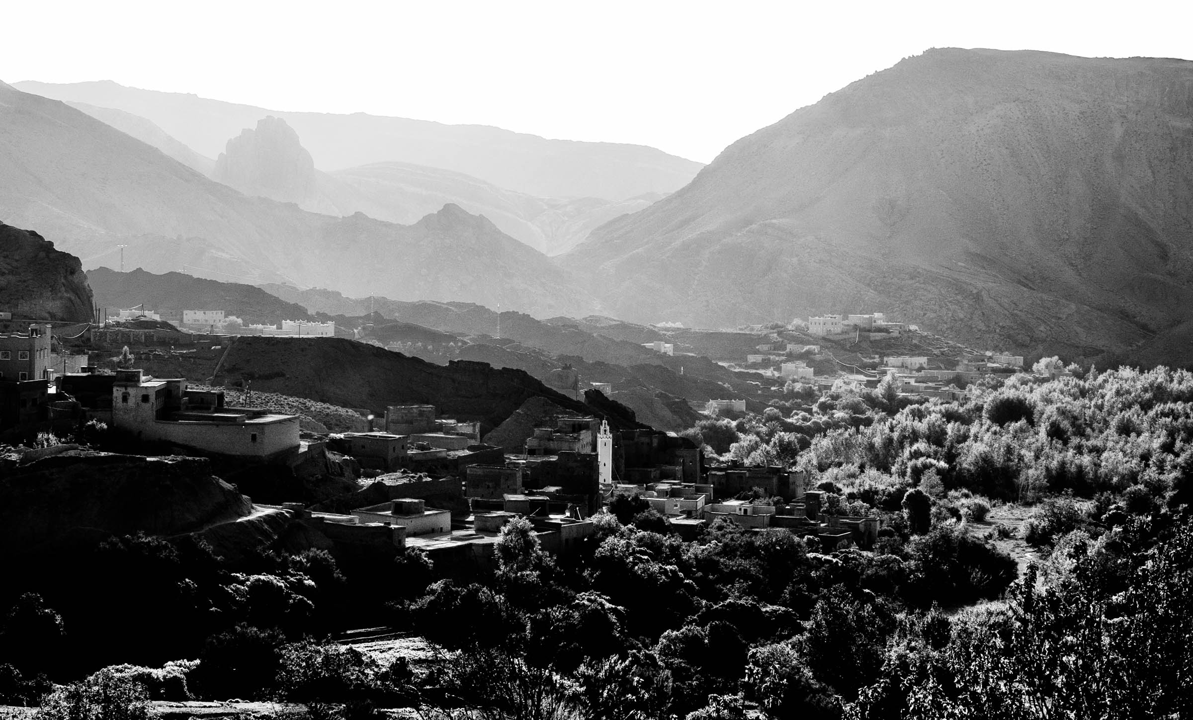 Valley of the Roses (Morocco)