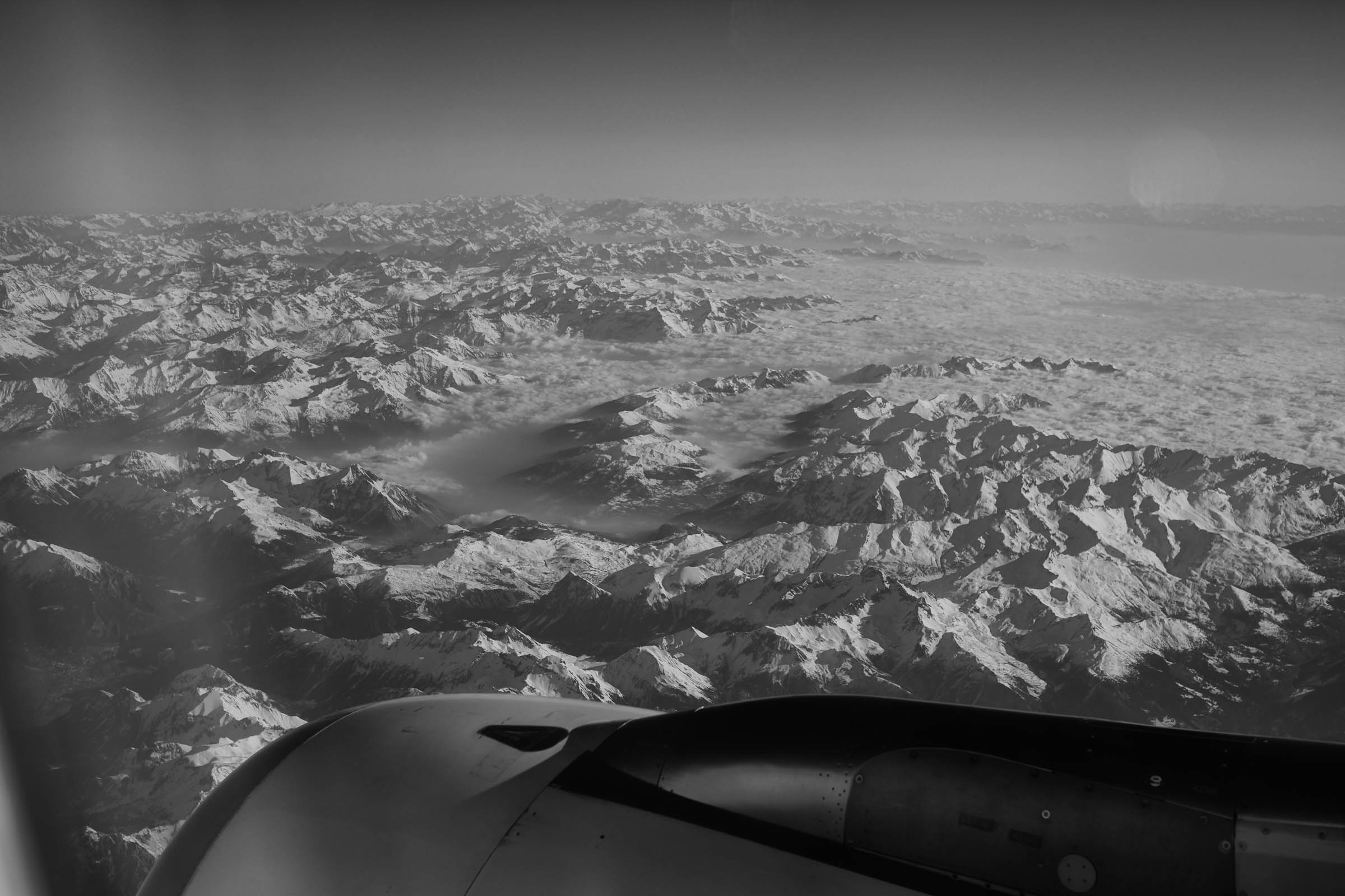 Alpine view (France)