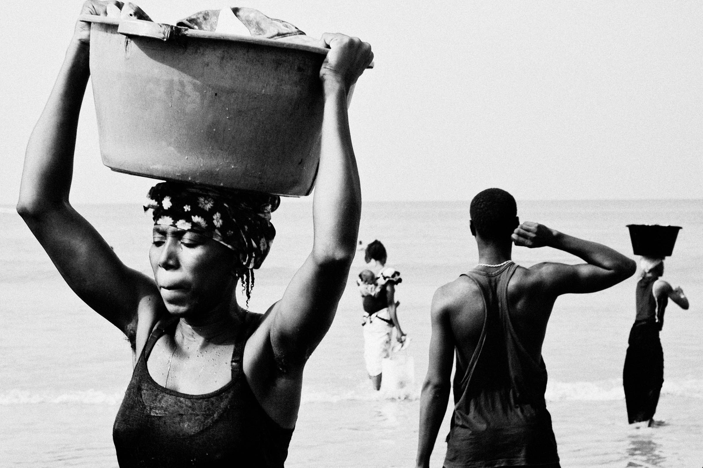 Gambian fishers (2007)